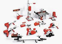 Электроинструмент и оборудование