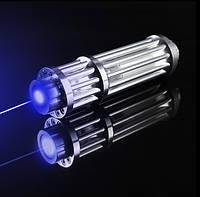 Мощнейший Прожигающий лазер LASER B017 Blue NK, фото 1