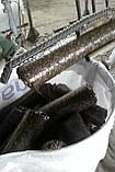 Брикет, топливные брикеты, брикеты из лузги подсолнечника, фото 2