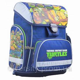 """Ортопедический каркасный ранец H-26 """"Turtles"""",  серия"""" Premmium""""555084"""