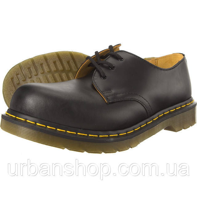 Туфлі Dr.Martens чорні мартенси, DR. MARTENS 1925 BLACK (10111001) мартенс, мартіна, ORIGINAL.