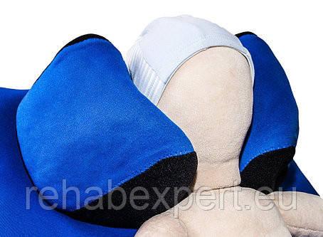 Вакуумний ортопедичний підголовник STABILO Headrest Size M 15/30cm