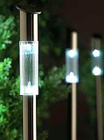Газонный светильник на солнечной батарее CAB80