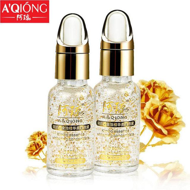 Сыворотка Aqiong Kimbo Essence Concentrate,с био золотом 24к