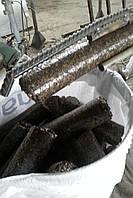 Топливные брикеты из лузги подсолнечника, брикет,топливные брикеты, фото 1