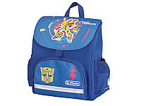 HerlitzРанец Mini Soft Bag Transformers Bumblebee. Размер 24х26х14с