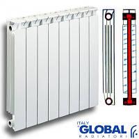 Радиатор биметаллический GLOBAL STYLE 350/80 мм 35 Бар