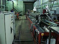 Автоматическая линия прокатки металлопрофиля