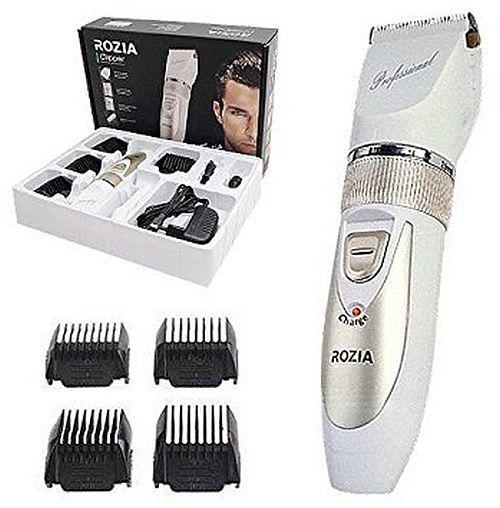 Аккумуляторная машинка для стрижки волос Rozia Hq2201