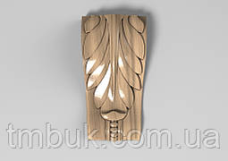 Кронштейн деревянный 3 - 60х120 мм