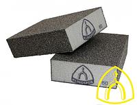 Шліфувальний брусок №220 Klingspor SK500B, губка 98х68х25мм/ 271074, фото 1