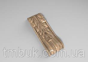 Кронштейн деревянный 11 - 60х180 мм, фото 2