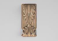 Кронштейн деревянный 12 - 60х130 мм, фото 1