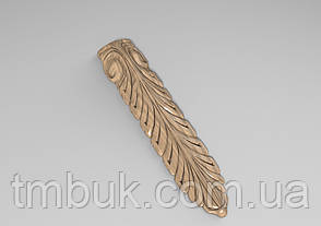 Кронштейн деревянный 13 - 60х270 мм, фото 2