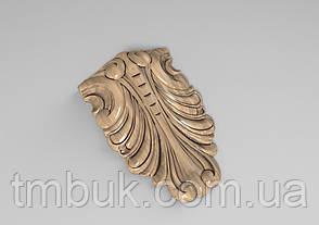 Кронштейн деревянный 14 - 60х90 мм, фото 2