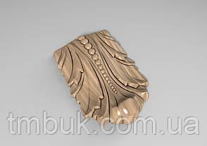 Кронштейн деревянный 15 - 70х100 мм, фото 2