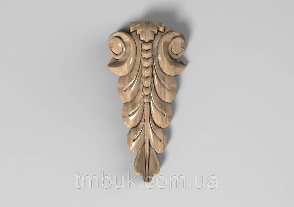 Кронштейн деревянный 19 - 50х100 мм