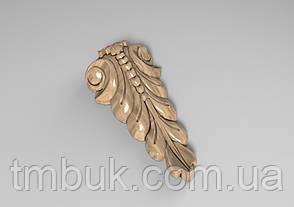 Кронштейн деревянный 19 - 50х100 мм, фото 2