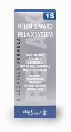 Средство для выпрямления натуральных очень жестких волос №1S / Relax System №1S, фото 2