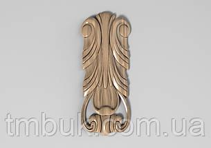 Кронштейн деревянный 24 - 60х150 мм , фото 2
