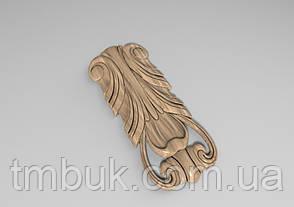 Кронштейн дерев'яний 24 - 60х150 мм, фото 2