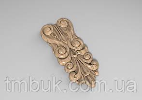 Кронштейн деревянный 31 - 60х135 мм, фото 2