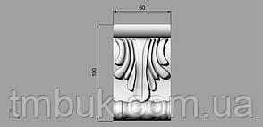 Кронштейн деревянный 35 - 60х100 мм, фото 2