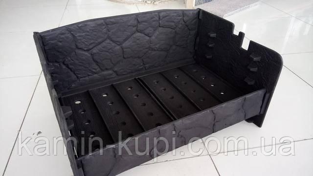 Чугунный мангал Камешки 635 мм