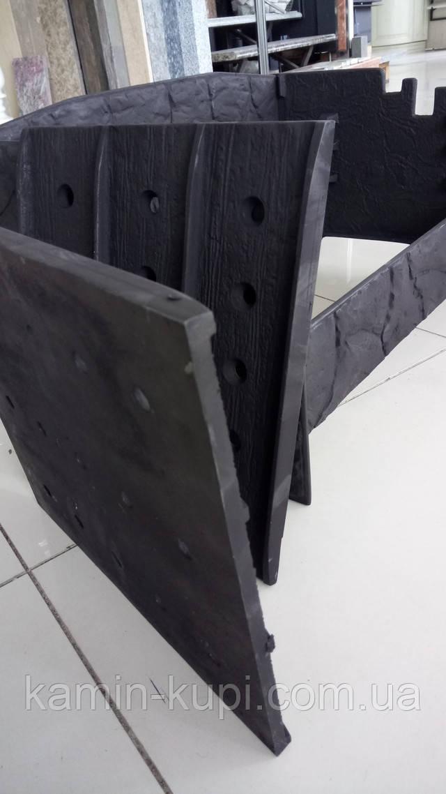Колосники чугунного мангала Камешки 635