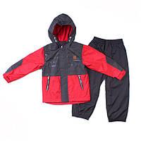 Весенний комплект из ветровки и брюк для мальчика 4-7 лет ТМ Peluche&Tartine S18 M 57 EG, фото 1
