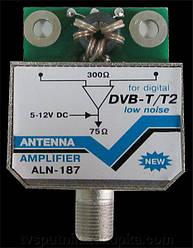 Плати(підсилювачі) і блоки живлення для ефірних антен