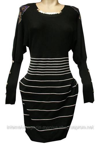 Платье полубатал
