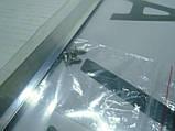 Рамка номерного знака хром нержавейка CarLife (подномерник) 1шт, фото 2