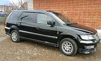 Дефлекторы окон на MITSUBISHI Space wagon 1998-2004