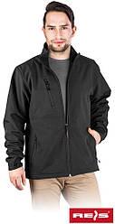 Куртка рабочая демисезонная Reis Польша (спецодежда утепленная) SHELLJACK B