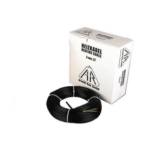 Тепла підлога в стяжку під ламінат, кахель 8,9-12,4 м. кв 1600 Вт. Двожильний кабель Arnold Rak Німеччина.