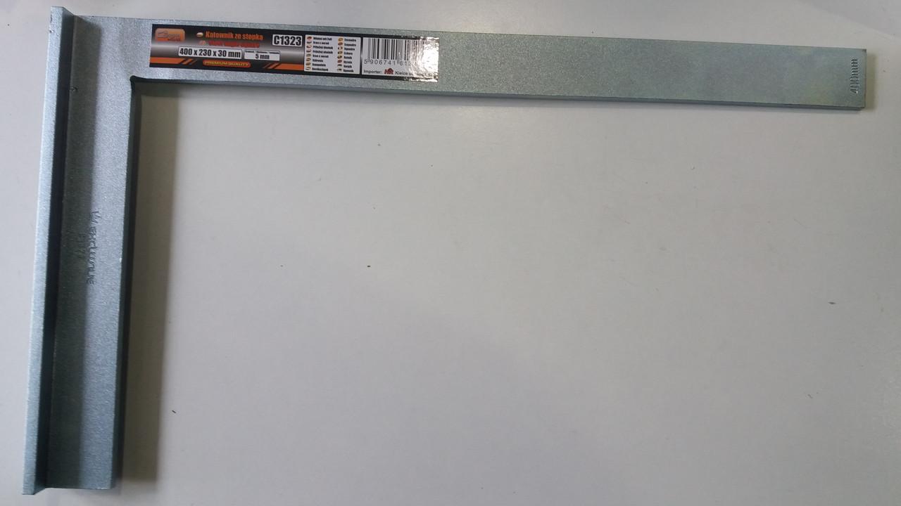 Угольник слесарный 400 мм, Corona Exclusive (C1323)