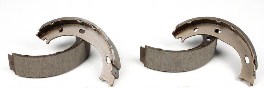 Колодки ручника MB Sprinter 208-316 96- (без пружинок), фото 2