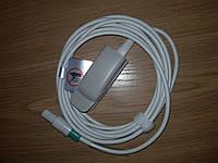 СпО2 (SpO2) датчик к монитору пациента Heaco, 3 м, 5 пин
