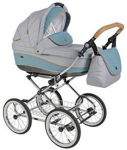 Классическая коляска Roan Emma E30
