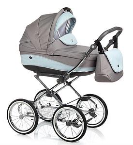 Классическая коляска Roan Emma E49