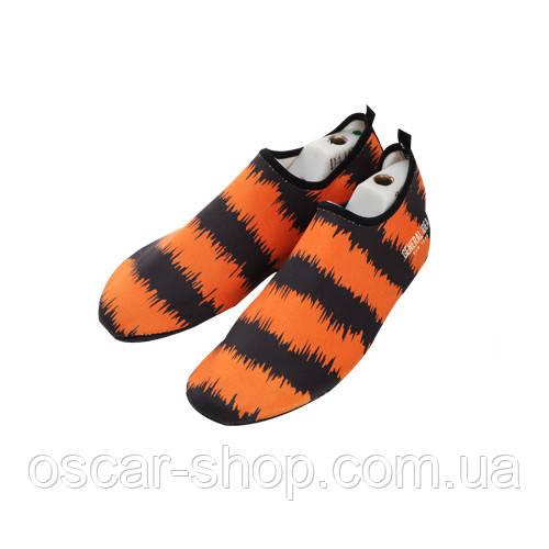 Обувь Actos Skin Shoes (разм. 41) Orange / Обувь для плавания / Обувь для спорта / Чешки для йоги / опт