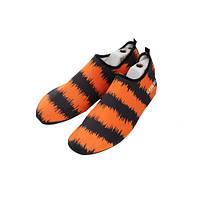 Обувь Actos Skin Shoes (разм. 41) Orange / Обувь для плавания / Обувь для спорта / Чешки для йоги / опт, фото 1