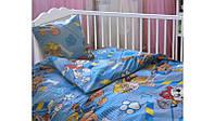 Детский комплект постельного белья для мальчика для него для новорожденных собачки
