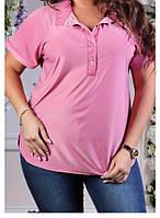 Блуза женская батальная