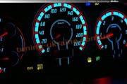 Шкалы приборов для Mazda 323F BJ 1998-2003, фото 1