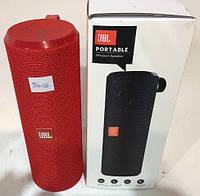 Колонка Bluetooth JBL Portable TG126 (копия JBL), беспроводная переносная и портативная аудиосистема
