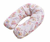 Подушка для беременных Twins Пушистые мишки