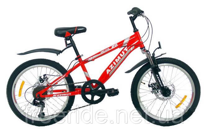 Детский Велосипед Azimut Escape 20 GD (Shimano)