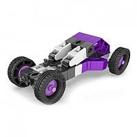 Конструктор серии STEM HEROES - Спортивные автомобили: гоночный